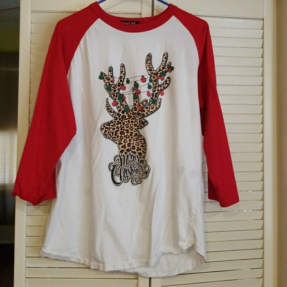 2796d2a5 & Other Stories Tops | Ladies Christmas Shirt | Poshmark